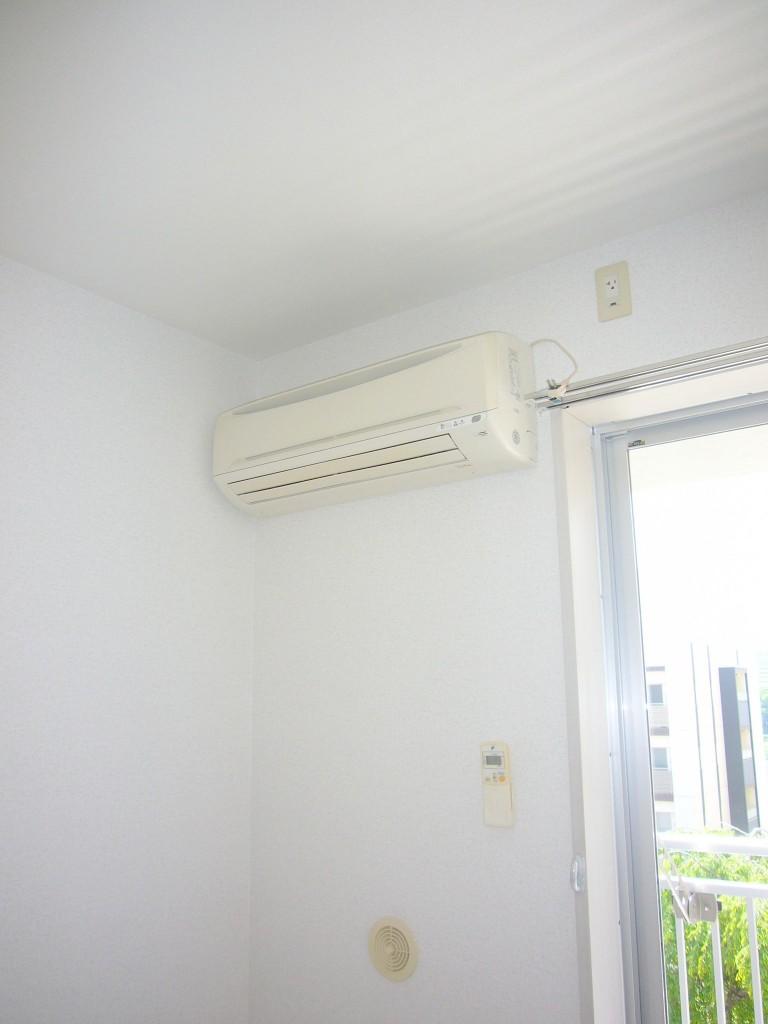 エアコンあり