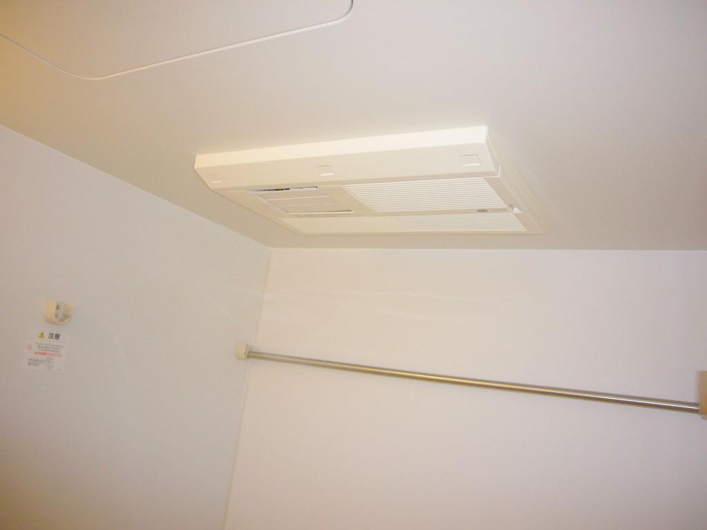 浴室換気乾燥機付き(風呂)