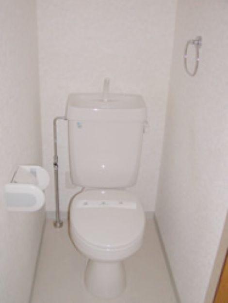 ウォシュレット付きトイレになります