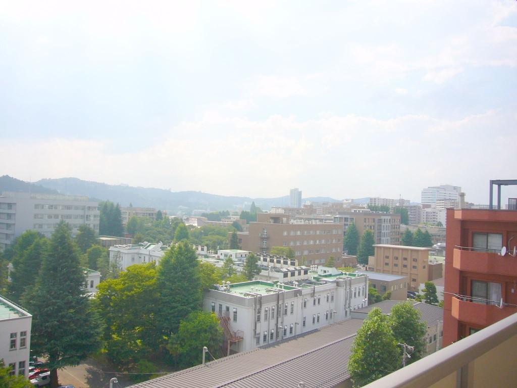 10階からの眺望