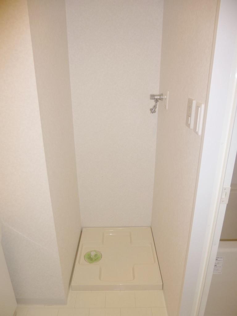 独立洗面所・室内洗濯機置き場あり(内装)